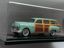 Macheta Dodge Coronet Woody Wagon 1949 - PremiumX 1/43
