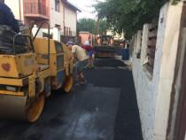 Amenajare drumuri parcari terasamente asfaltari reabilitare