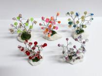 Reducere! 5 Pomisori mici decorativi handmade