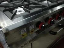 Masina de Gatit Aragaz Profesional 6 Ochiuri