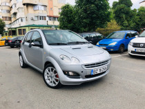 Smart Forfour 2005 Euro4
