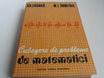 Tiganila culegere de probleme de matematici
