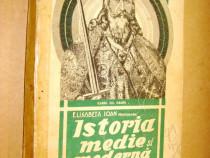 B248-E.Ioan-Manual scolar vechi Istoria medie-moderna 1937.