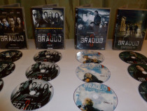 Braquo 4 sezoane dvd