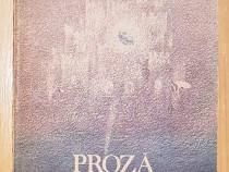 Proza literara de Mihai Eminescu
