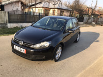 Vw Golf 6 motor 1,4 euro 5,GPL fabrica,an 2010,Impecabila