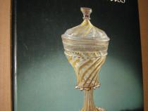 B267-I-Album Arta Sticla Venetia-Epoca de aur 1979 British M