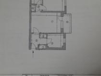 Apartament 2 camere confort 1 - zona scoala 15