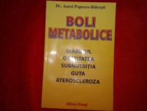 Boli metabolice diabetul - obezitatea - subnutritia - guta -