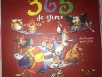 Carte 365 de glume pentru copii