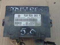 Calculator senzori parcare VW Touareg modul senzori parcare