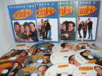 Seinfeld 1989-1998 9 sezoane DVD