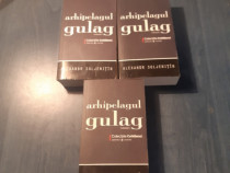 Arhipelagul gulag de Alexandr Soljenitin 3 volume