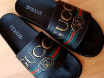 Slapi Gucci import Italia new model calitate garantată