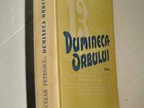B301-I-Cezar Petrescu- Dumineca orbului- Prima editie 1935.