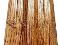Pachet sipca metal. imitatie stejar auriu 25 buc-3ml de gard