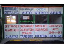 Curatat / Dezinfectat tapiterii auto aburi & Igenizare Ozon