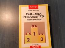 Evaluarea personalitatii modele alternative de Romeo Z Cretu