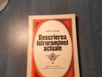 Descrierea Istroromaniei actuale de August Kovacec
