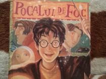 Harry Potter si Pocalul de Foc-J.K.Rowling editie cartonata