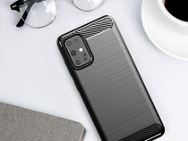 Husa carbon SAMSUNG Galaxy S10 Plus S20 Note 10 S20 Ultra 5G