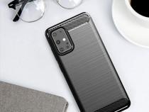 Husa carbon SAMSUNG Galaxy S10 Plus S20 Note 10 S20 Ultra 5G