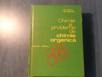 Chimie si probleme de ghimie organica P. Arsene St. Popescu