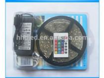 Banda LED impermeabila flexibila SZC 5m SMD 5050