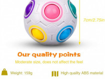 Jucarie Magic ball puzzle, Parsion, copii, adulti, educativa