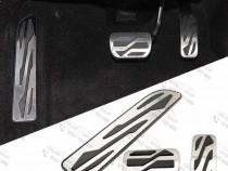 Pedale inox Ford Mondeo 2015- 2020 transmisie automata