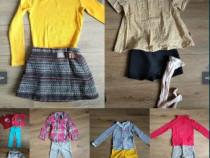 Haine toamna bluze/tricou/pantaloni 4-5ani 104-110 HM Zara