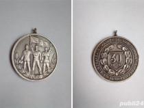 Medalie - 30 de ani de la eliberarea Romaniei de sub dominat