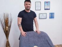 Terapie prin masaj / Kinetoterapie