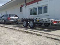 Tractari Transport Auto platforma buzau