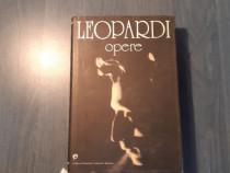 Giacomo Leopardi Opere