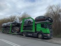 Transport Auto Platforma Spania, Italia, Germania, Franta, O