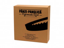 Panza fierastrau metal BERNARDO EBS 128 1638x13x10/14 MASTER