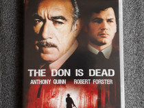DVD - Film - Razboiul mafiei (The Don Is Dead) 1973