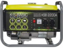 Generator de curent 2.2 kW, KSB 2200A - Konner