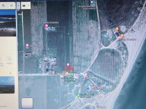Corbu plaja camping teren intravilan 1014mp
