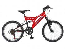 Bicicleta de munte 26 inch RICH Cobalt R2649A, cadru full