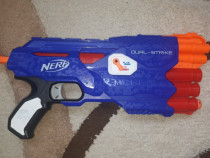Blaster NERF Dual-Strike
