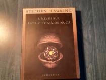 Universul intr-o coaja de nuca de Stephen Hawking