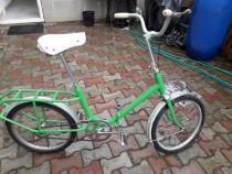 Bicicleta pliabila Pegas original Tohan
