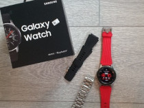 Samsung Galaxy Watch 46 mm Silver stare perfecta!!!
