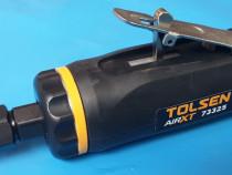 "Polizor pneumatic 1/4"" 6.2 bar, 2200 rpm - tolsen !!!"