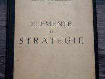 Carte veche general sichitiu ioan elemente de strategie