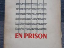 Carte veche ecrivains en prison 1945