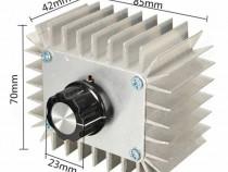 Variator tensiune regulator turatie motor 5000W 220V cur. al