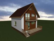 Construim case pasive in 4 luni de din cofraje termoizolante